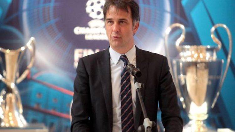 MICHELE UVA NUOVO VICE PRESIDENTE UEFA