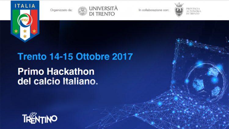 TRENTO, 14 e 15 ottobre: Primo Hackathon del Calcio Italiano