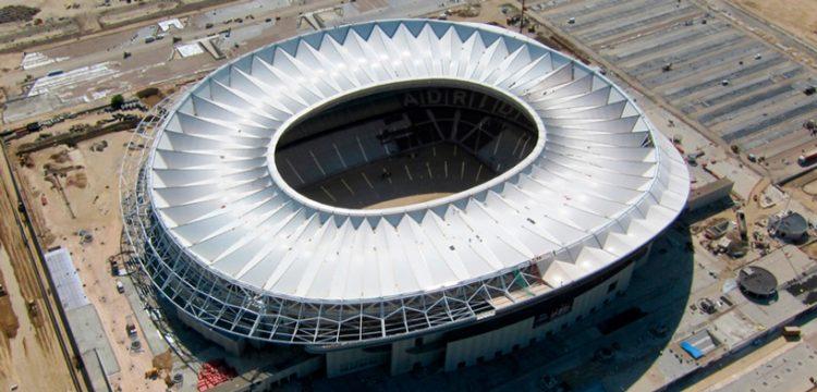 Atletico Madrid, il Wanda Metropolitano sarà ammortizzato in 6/7 stagioni