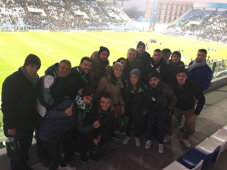 Il MASTER_PCGdIS ospite del Sassuolo Calcio!