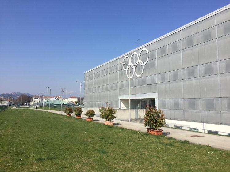 Alla cittadella dello Sport di Bergamo con Coni Lombardia e Coni Servizi