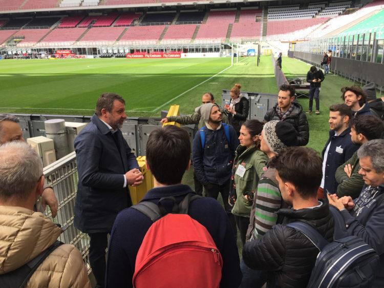 Il Futuro dello Stadio-Icona tra memoria, identità e innovazione: Workshop allo stadio Giuseppe Meazza in San Siro