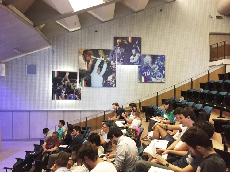 Inizia il Workshop intensivo della I Edizione del Master_PCGdIS: 4 giorni ospiti al Centro Tecnico Federale della FIGC a Coverciano