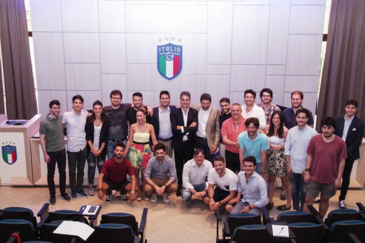 """Il Master sulle Infrastrutture Sportive fa tappa a Coverciano. Il Direttore Generale FIGC Michele Uva: """"Guardate al futuro"""""""