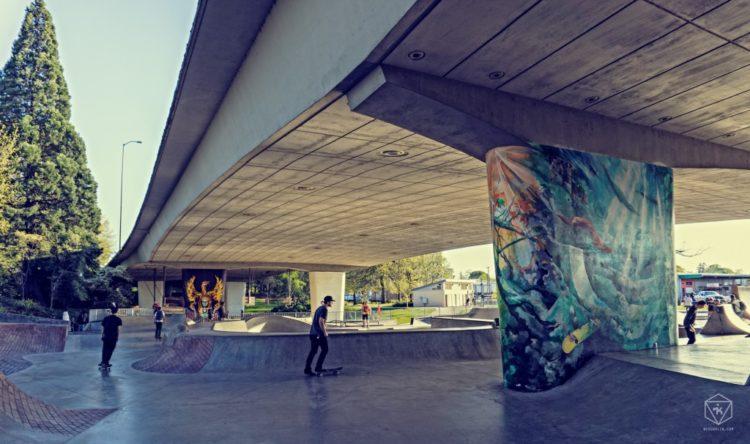 Gli impianti per la pratica dello Skateboard