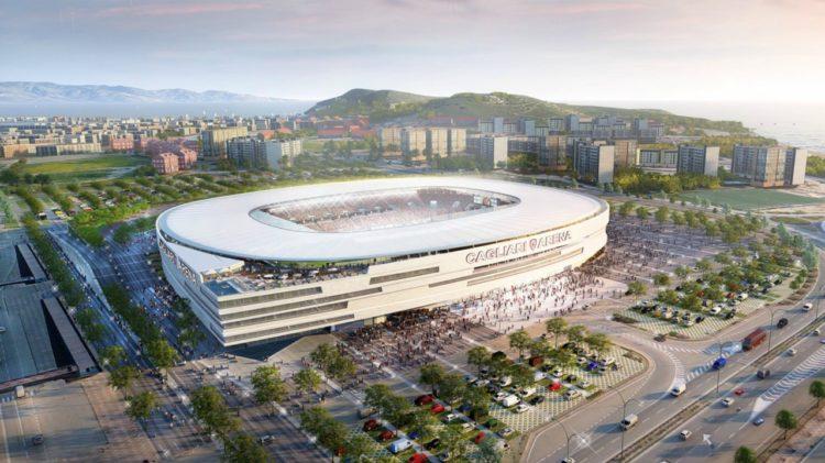 Il progetto vincitore del concorso per il nuovo stadio del Cagliari al Master_PCGdIS!