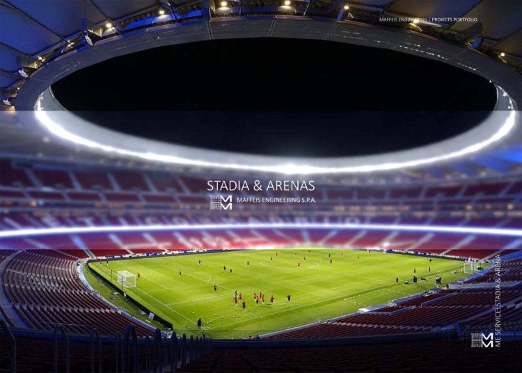 Gli stadi nel mondo. Dalla progettazione alla costruzione: le grandi coperture come elementi iconici delle infrastrutture sportive
