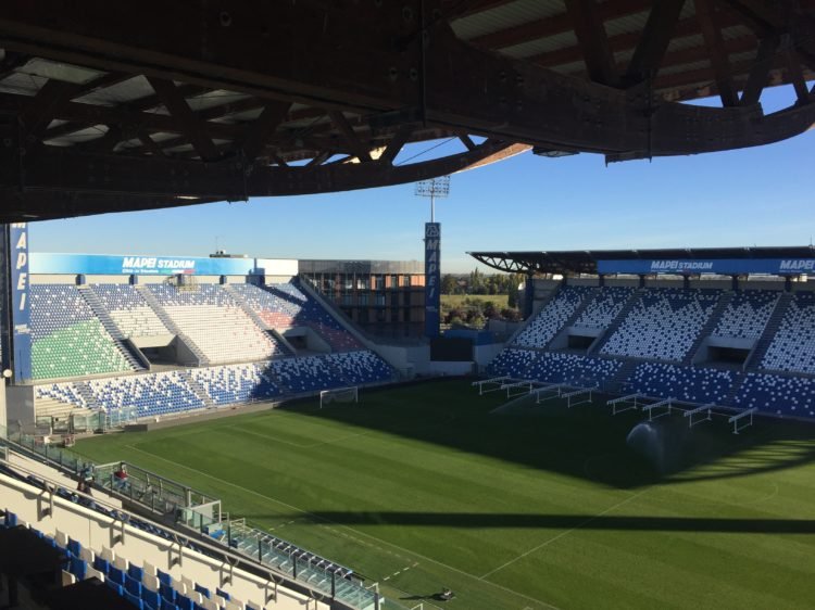 """MatchDay/Sassuolo – Napoli al """"MapeiStadium"""""""