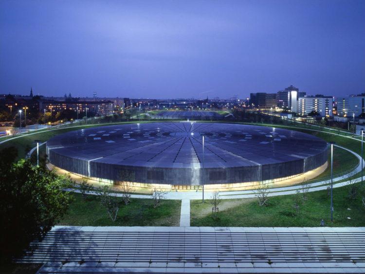 Infrastrutture sportive per il ciclismo. I velodromi: architettura, tecnologia, identità