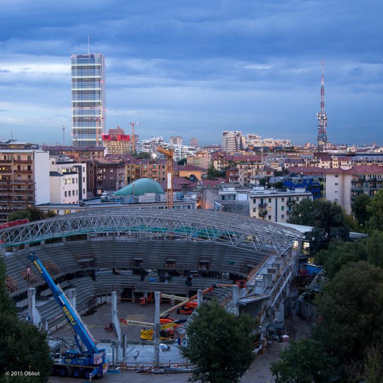 SiteVisit/Pala-Lido di Milano