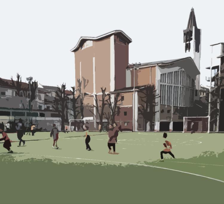 Lo sport come strumento di riqualificazione sociale e urbana
