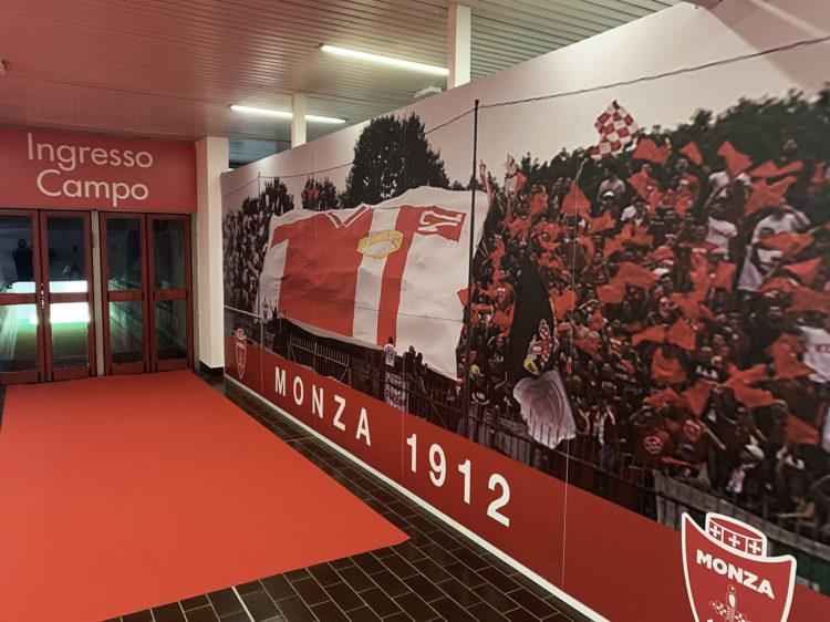 SiteVisit: il Master_PCGdIS allo stadio Brianteo di Monza