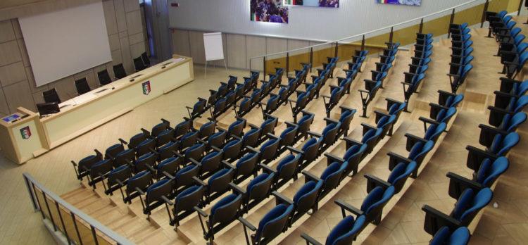 WorkShop intensivo presso il Centro Tecnico Federale Luigi Ridolfi a Coverciano