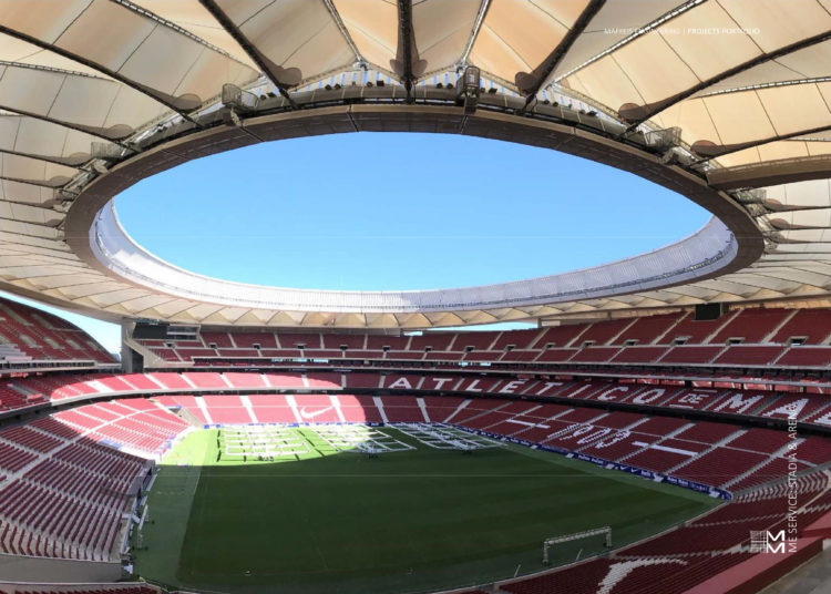 Big and Iconic Stadium Around The World with Maffeis Engineering! Wanda Metropolitana and other case study…