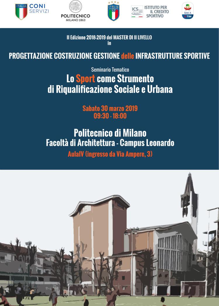 Sport&Inclusione Sociale: una giornata tematica al Master_PCGdIS con FIPAV, CSI e Fondazione Oratori Milanesi
