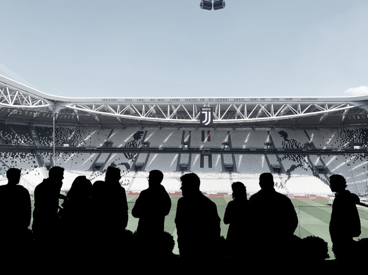 Un anno di Master: camera con vista…Allianz Stadium…!