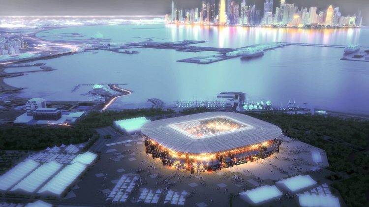 Verso la World Cup Qatar 2022 con Mark Fenwick dello studio Fenwick-Ibarren!