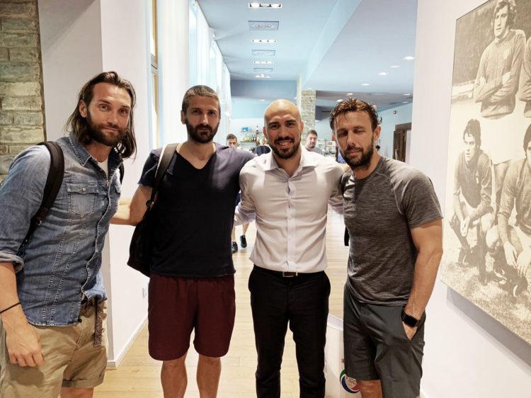 Un anno di Master: a Coverciano con i professionisti del calcio!