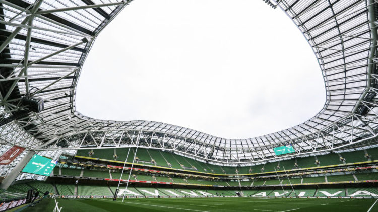 Un anno di Master: Best Practices Internazionali con lo Stadium Manager dell'Aviva di Dublino!