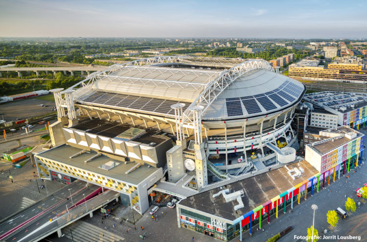 Best Practice: Johan Cruijff Arena di Amsterdam