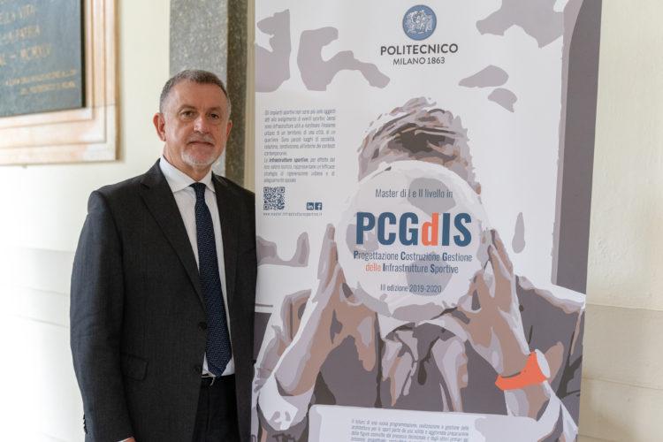 Prof. Emilio Faroldi (Direttore del Master_PCGdIS):  Prolusione alla 3 Edizione del Corso