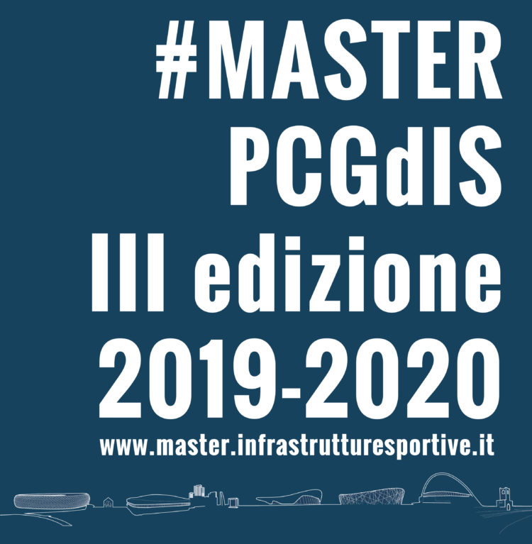 Master_PCGdIS_III_Edizione_2019-2020: Welcome ai nuovi corsisti