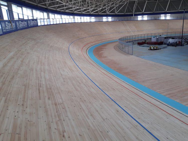 Infrastrutture sportive per il ciclismo su pista: progettazione, costruzione, gestione tra memoria e identità
