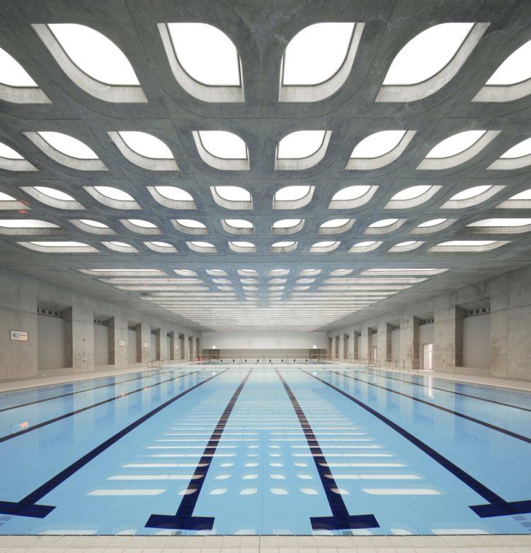 Infrastrutture sportive per l'acqua: progettazione, costruzione, gestione