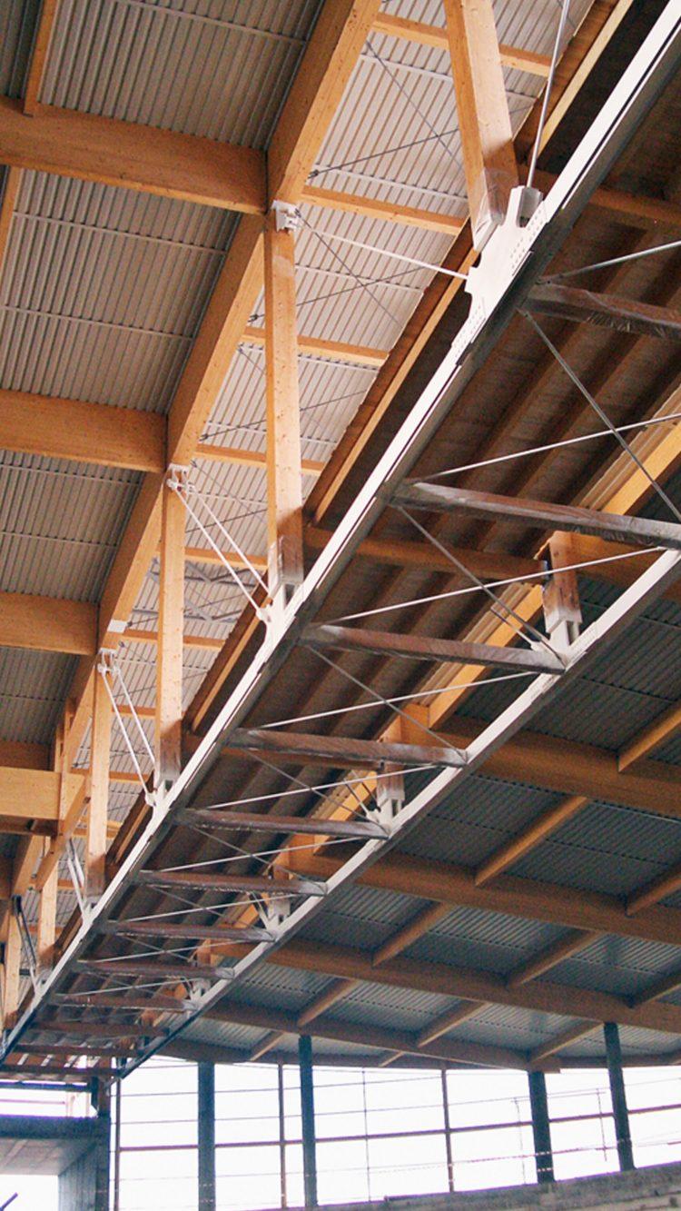 Le Infrastrutture Sportive Indoor: Progettazione, Tecnologie, Costruzione