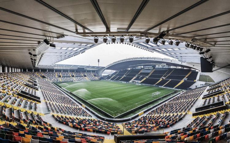 """Dal """"Friuli"""" alla Dacia Arena: la nuova """"Legge stadi"""" nella pratica. Lo """"Stadio-2.0"""""""