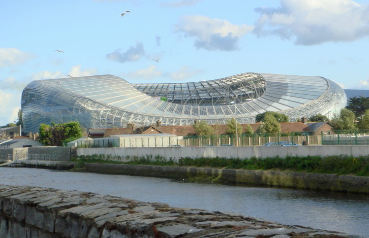 Best Practice: National Aviva Stadium Dublino