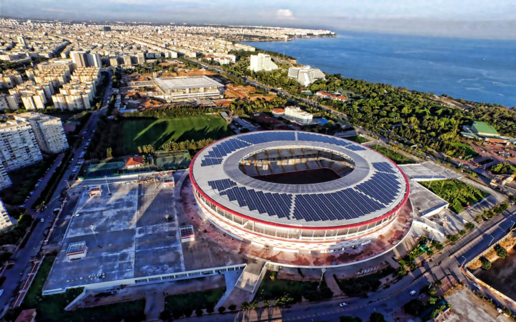 A new age of sport infrastructure in Turkey