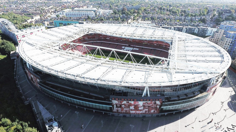 Arsenal Hospitality: dal Match-day al Meetings and Events