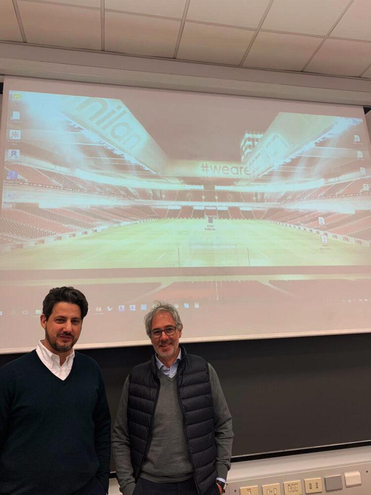 L'infrastruttura sportiva come luogo urbano contemporaneo: Il nuovo stadio dell'AC Milan al Portello
