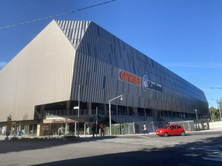 Site-Visit presso il nuovo Gewiss Stadium di Bergamo